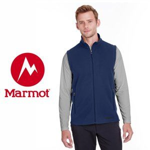 Marmot Fleece Vest - Large